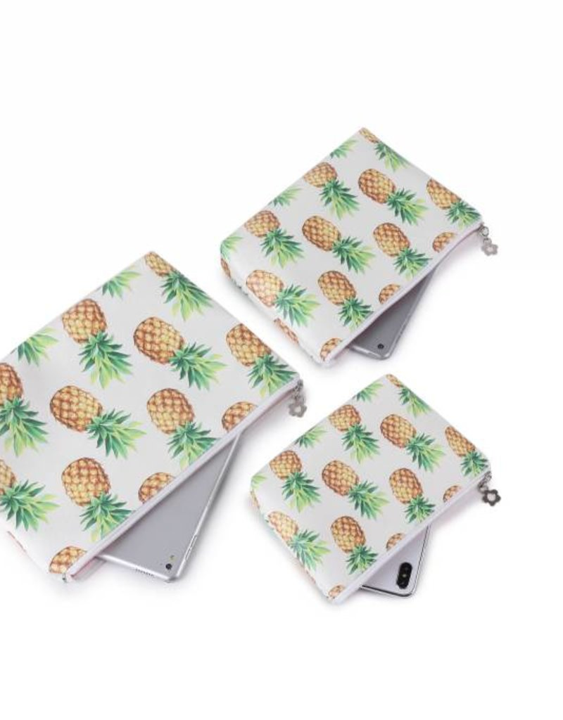 Pouch Lilo Pineapple Large