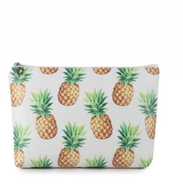 Happy Wahine Pouch Lilo Pineapple Medium