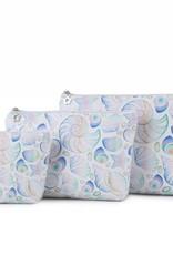 Happy Wahine Pouch Lilo Seashells Large