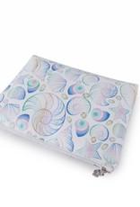 Happy Wahine Pouch Lilo Seashells Medium