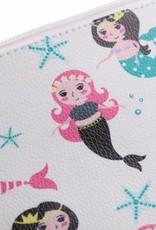 Happy Wahine Pouch Lilo Mermaid Medium