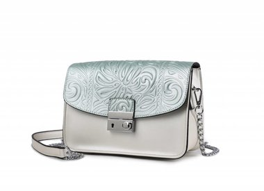 Interchange top crossbody