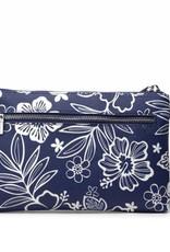 Wristlet Melody Hibiscus Blossom Blue