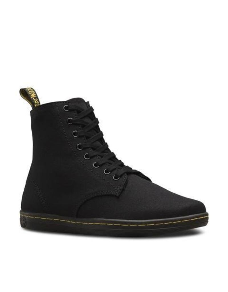 DR. MARTENS ALFIE BLACK CANVAS 829B-R14553001