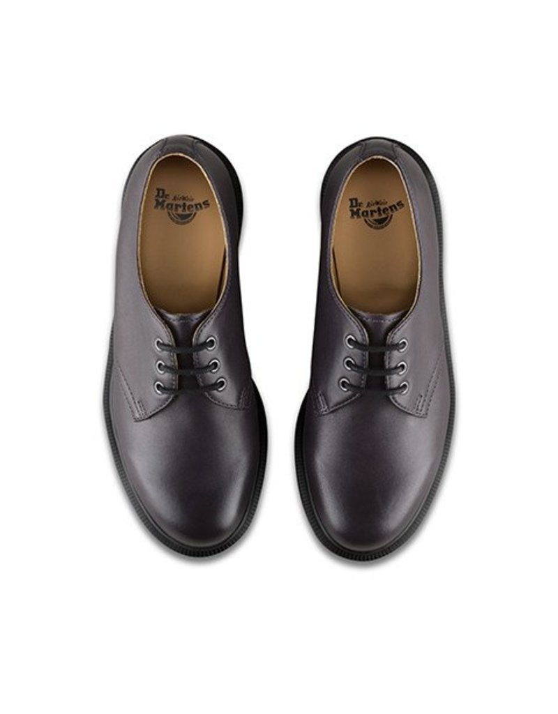 DR. MARTENS 1461 ANTIQUE TEMPERLEY CHARCOAL 301CAT-R21153005