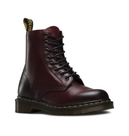 DR. MARTENS PASCAL CHERRY RED ANTIQUE TEMPERLEY 815CRAT-R21154600