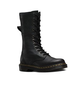 DR. MARTENS HAZIL BLACK VIRGINIA+DARKEN SUEDE 1200BH-R21129001
