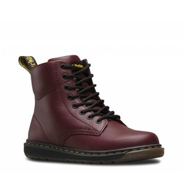 DR. MARTENS MALKY J CHERRY RED BACKHAND Y855JCR-R22415600