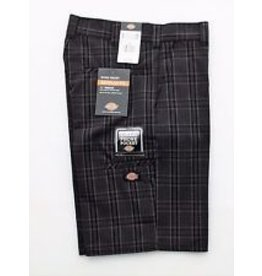 "DICKIES 11"" Inseam Checkered Regular Fit Work Short"