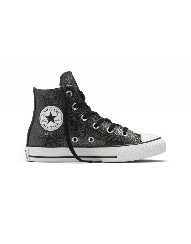 CONVERSE CHUCK TAYLOR HI BLACK/WHITE/BLACK CVBOG-353345C