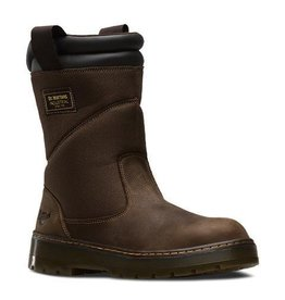 DR. MARTENS TIPPER ST DARK BROWN NYLON M31DB-R16796201