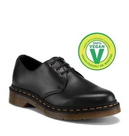 DR. MARTENS VEGAN 1461 BLACK FELIX RUB OFF 301VEB-R14046001