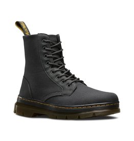 DR. MARTENS COMBS EXTRA TOUGH NYLON/RUBBERY CHARCOAL 864NC-R16607010