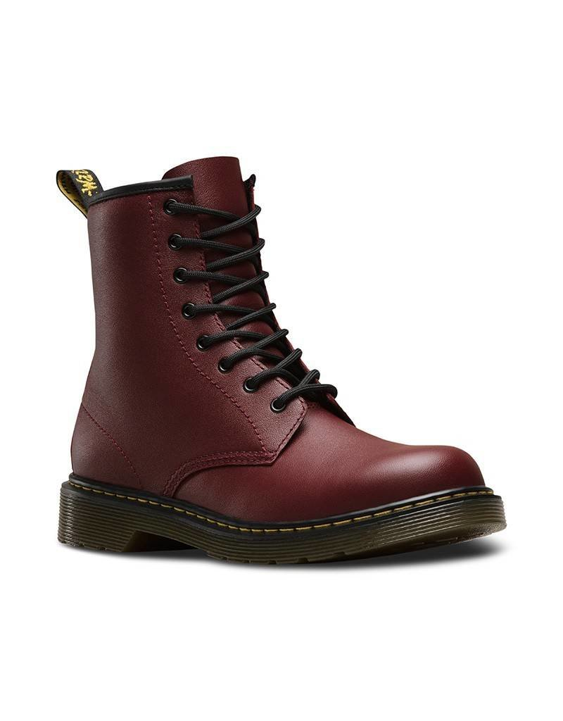 DR. MARTENS DELANEY Y CHERRY RED SOFTY T 815YCR-R21975600