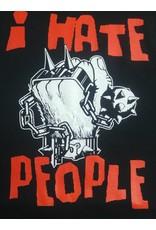 Anti Nowhere League I Hate People Shirt