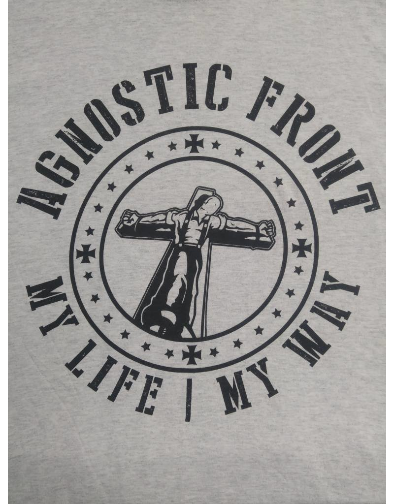 Agnostic Front My Life My Way Shirt