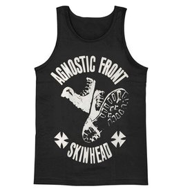 Agnostic Front Skinhead Tank Top Shirt