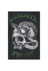 Agnostic Front Skull and Snake Shirt