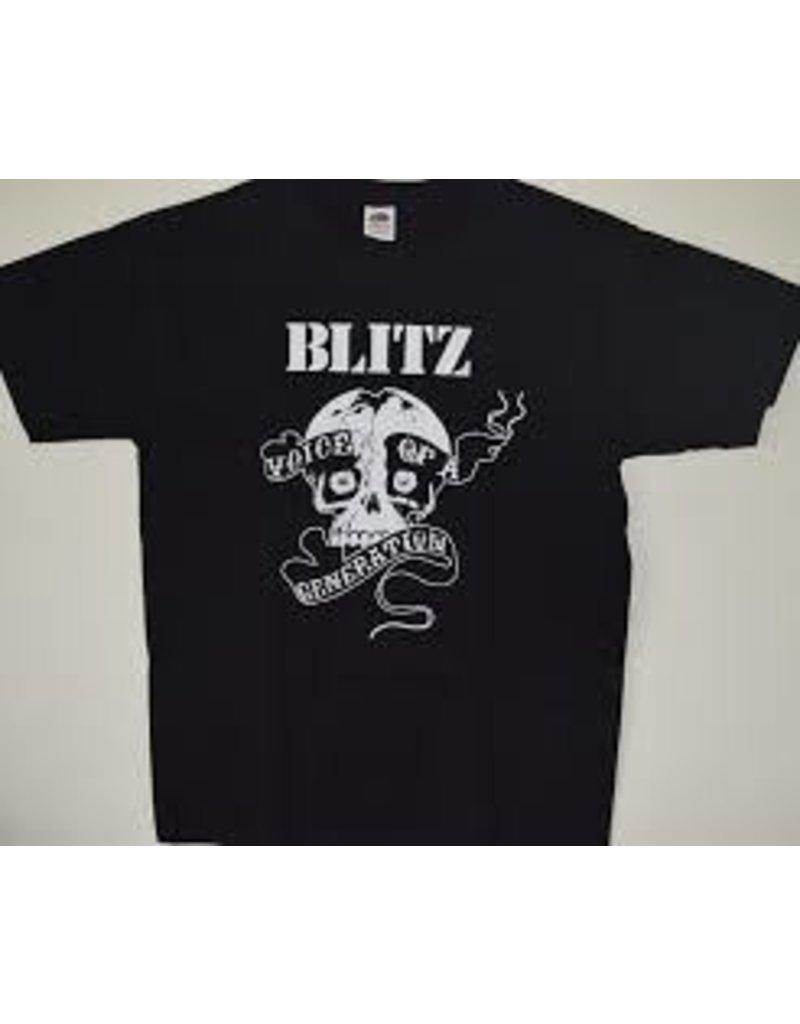 Blitz Voice of a Generation Shirt