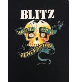 Blitz Voice of a Generation Colour Shirt