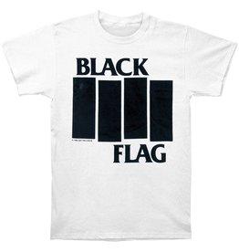 Black Flag Classic Logo Shirt Large
