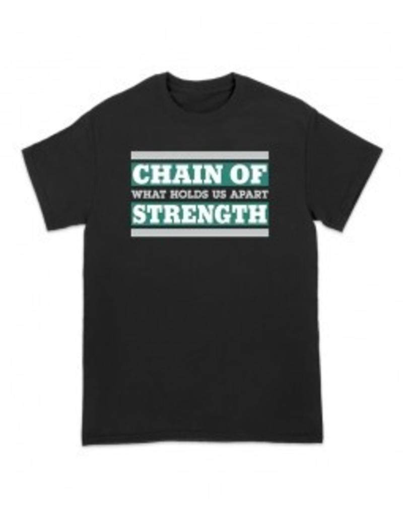 Chain of Strength What Holds Shirt