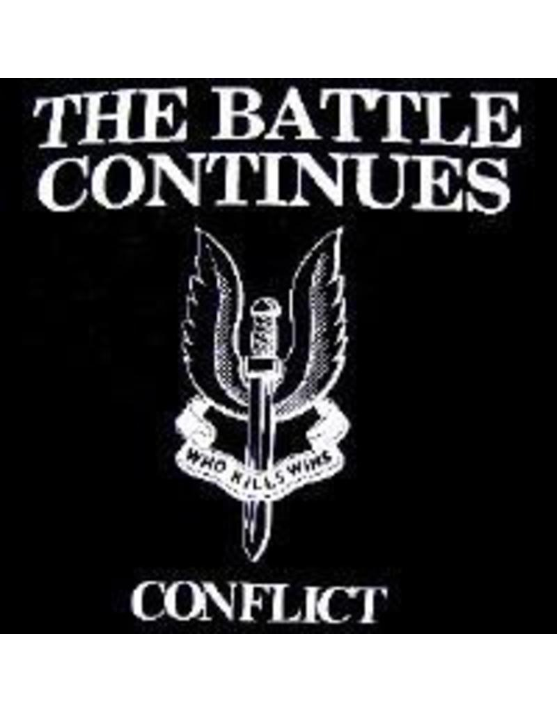 Conflict Battle Continues Shirt