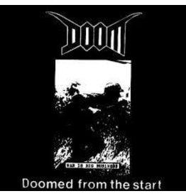 Doom Doomed From the Start Shirt