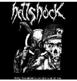 Hellshock Only the Dead Shirt Medium