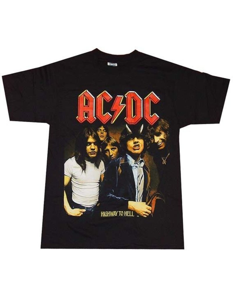ACDC Highway to Hell Shirt