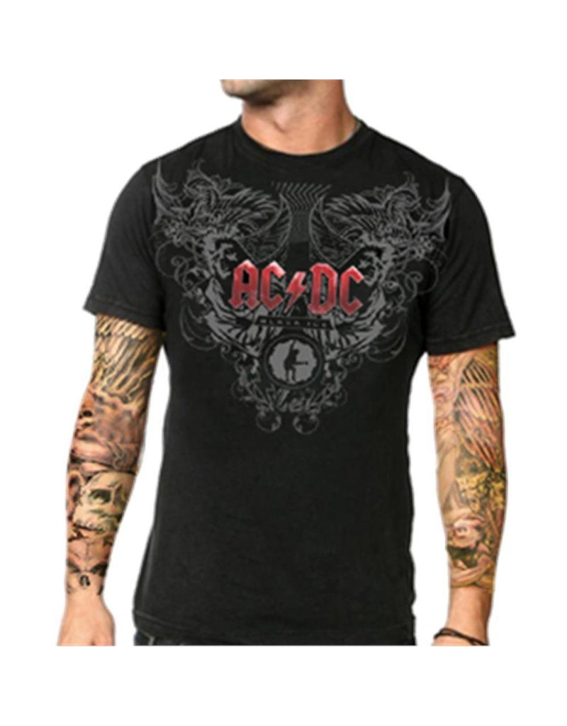 ACDC Black Ice Shirt