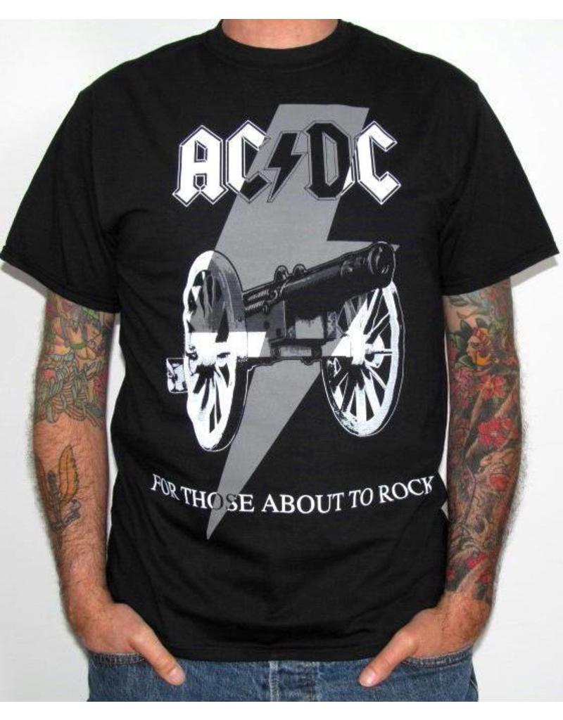 ACDC For Those About to Rock Shirt