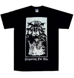 Dark Throne Preparing for War Shirt