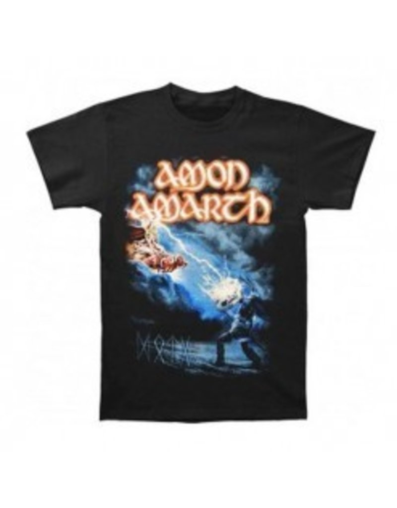 Amon Amarth Canada US Tour Shirt