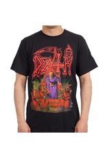Death Skeleton Scream Bloody Gore Shirt