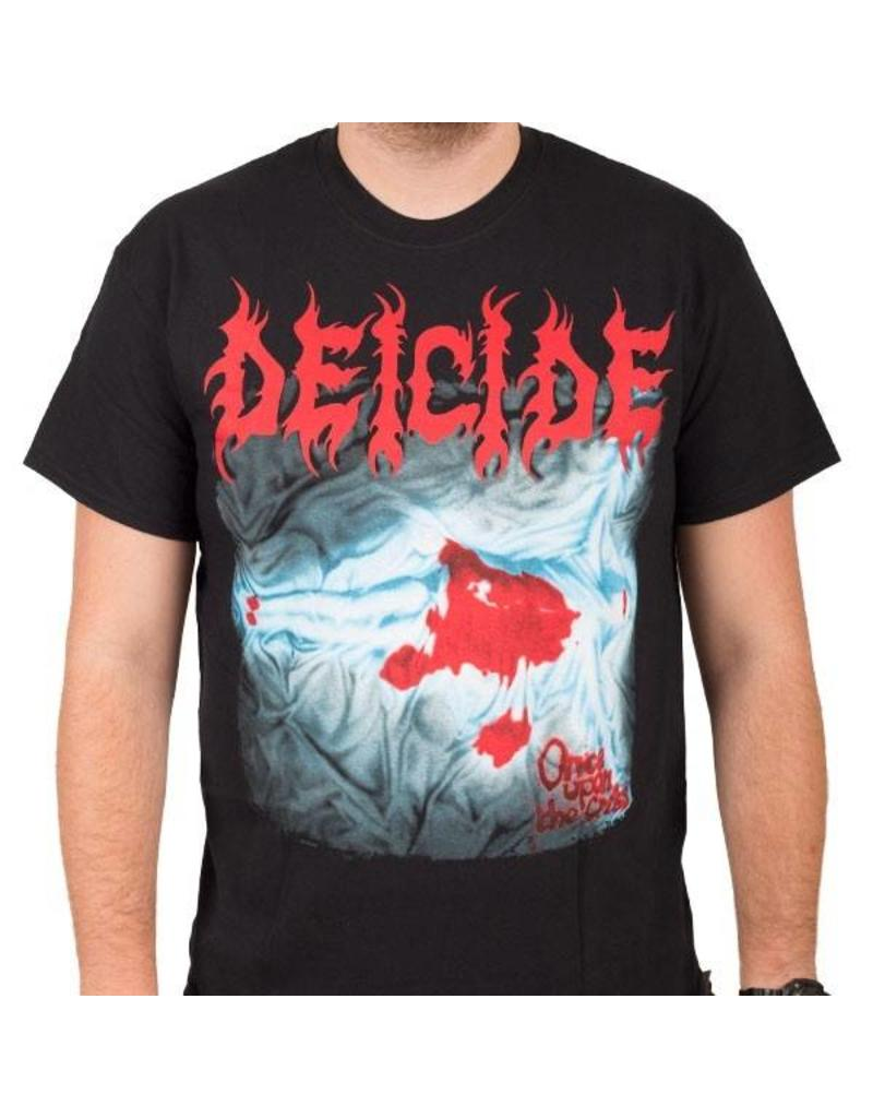Deicide Once Upon A Cross Shirt