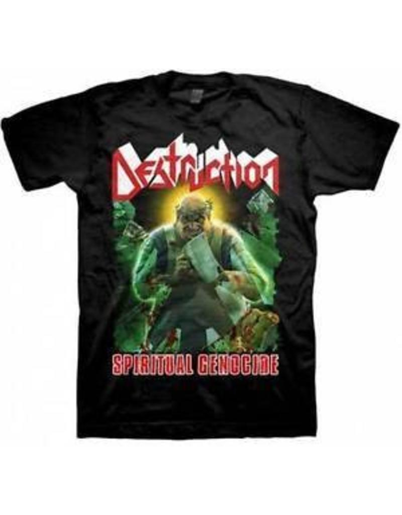 Destruction Spiritual Genocide Shirt