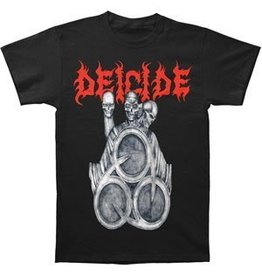 Deicide 666 Shirt Medium