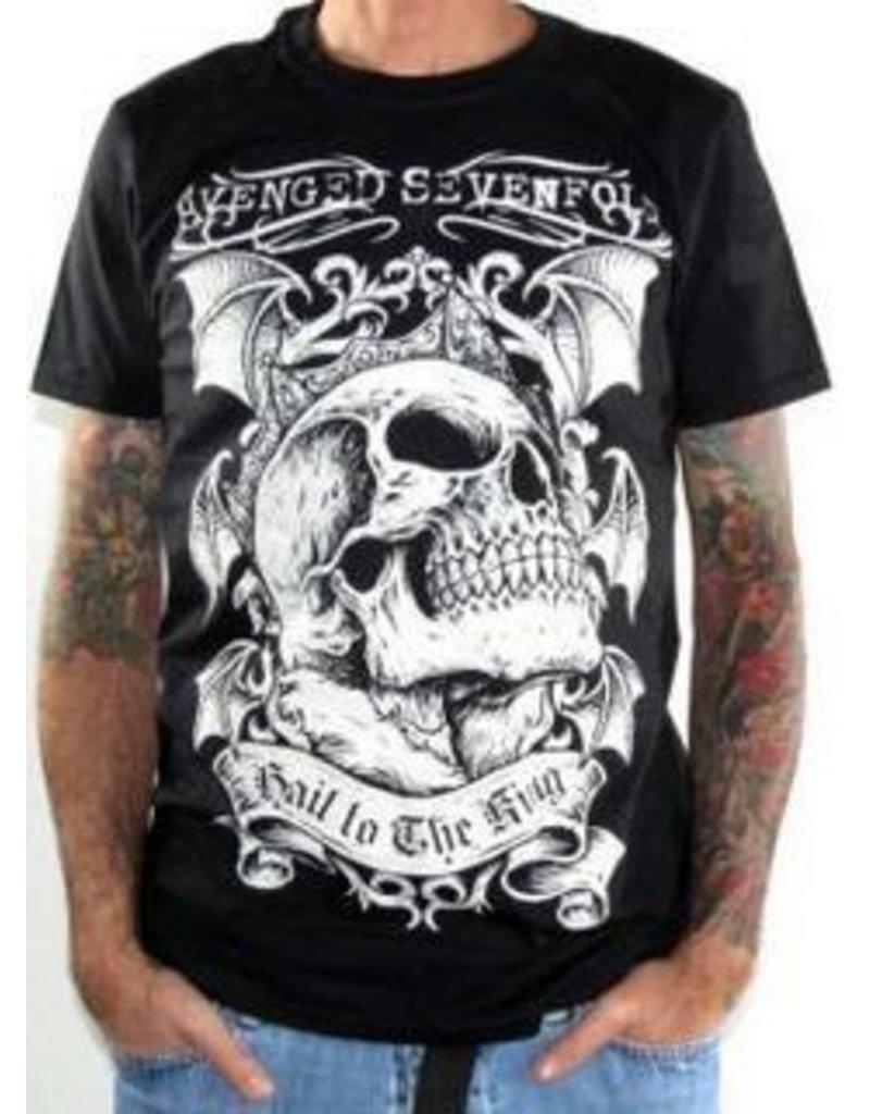 Avenged Sevenfold Large Skull Shirt