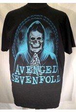 Avenged Sevenfold Praying Skeleton Shirt