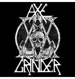Axe Grinder Skull Axes Shirt
