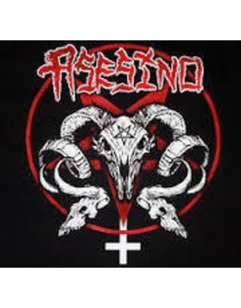 Asesino Pentagram Skull Shirt