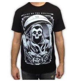 Bring Me the Horizon Blue Skeleton Shirt