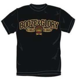 Booze and Glory Bold As Brass Shirt
