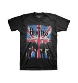 Beatles UK Flag Shirt