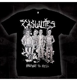Casualties Halfway to Hell Shirt