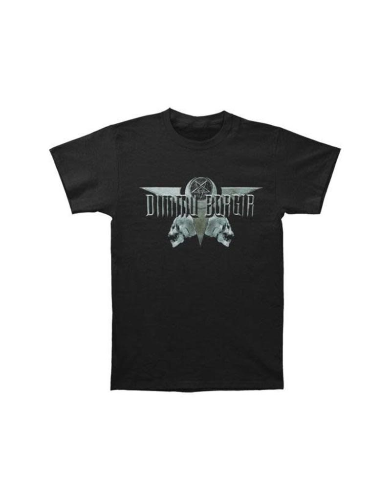 Dimmu Borgir Two Skulls Shirt