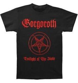 Gorgoroth Red Pentagram Shirt