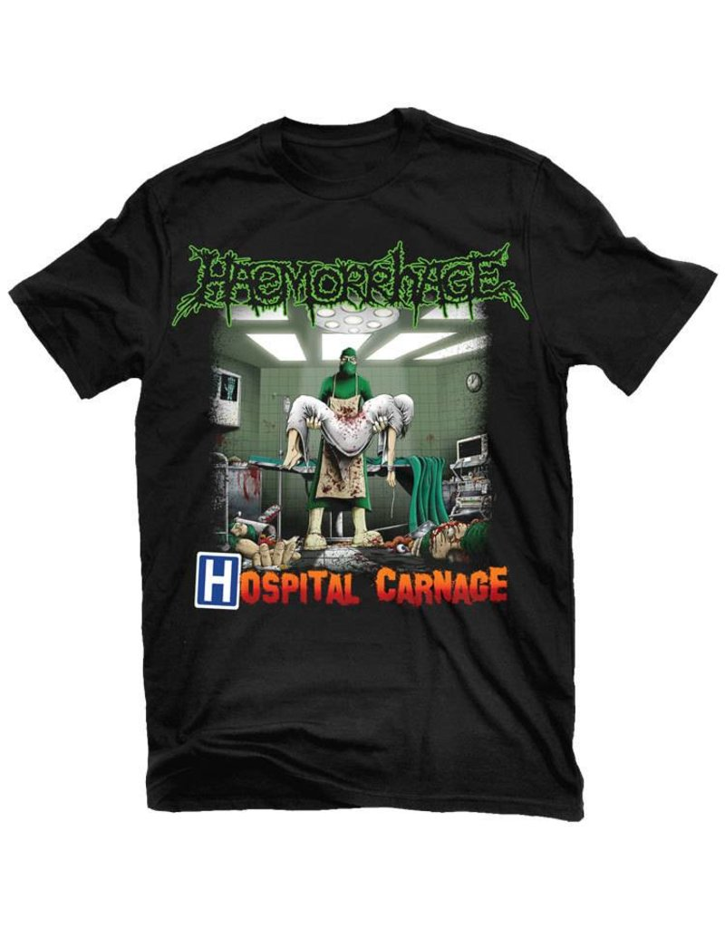 haemorrhage hospital carnige shirt boutique x20 mtl