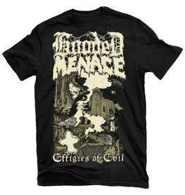 Hooded Menace Effigies of Evil Shirt